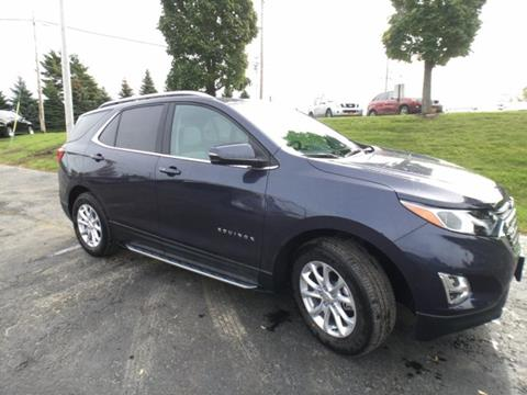 2018 Chevrolet Equinox for sale in Oswego, NY