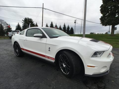 2011 Ford Shelby GT500 for sale in Oswego, NY