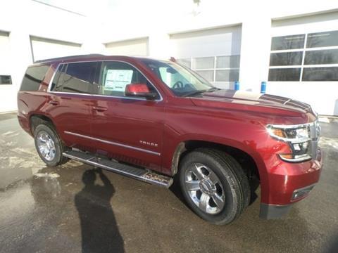 Chevrolet tahoe for sale in oswego ny for Burritt motors oswego ny