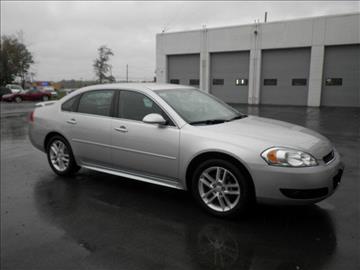 2013 Chevrolet Impala for sale in Oswego, NY