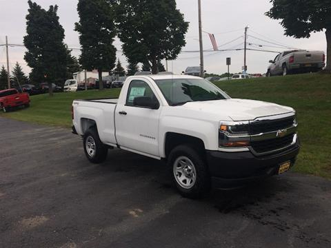 2017 Chevrolet Silverado 1500 for sale in Oswego, NY