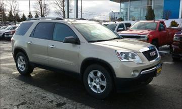 2012 GMC Acadia for sale in Oswego, NY