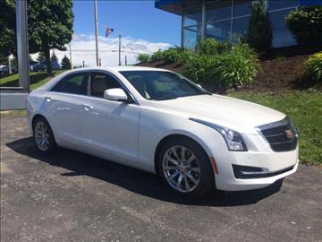 2017 Cadillac ATS for sale in Oswego, NY