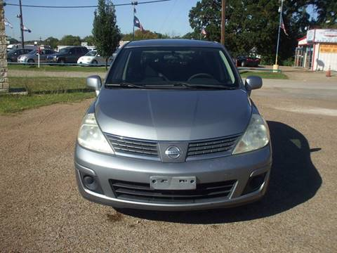 2008 Nissan Versa for sale in Euless, TX