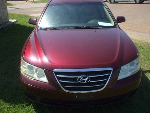 2010 Hyundai Sonata for sale in Euless, TX