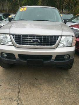 2003 Ford Explorer for sale at Auto World in Carbondale IL