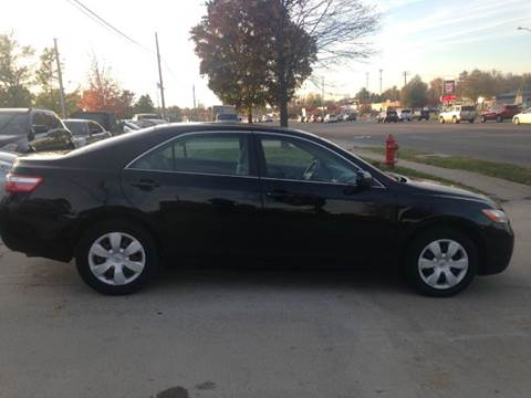 2008 Toyota Camry for sale at Auto World in Carbondale IL