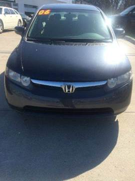 2006 Honda Civic for sale at Auto World in Carbondale IL