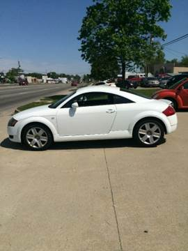 2003 Audi TT for sale at Auto World in Carbondale IL