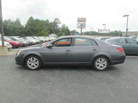 2008 Toyota Avalon for sale at Auto World in Carbondale IL