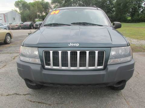 2004 Jeep Grand Cherokee for sale at Auto World in Carbondale IL