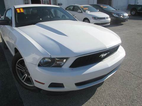 2011 Ford Mustang for sale at Auto World in Carbondale IL