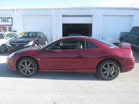 2004 Mitsubishi Eclipse Gt >> 2004 Mitsubishi Eclipse For Sale In Carbondale Il