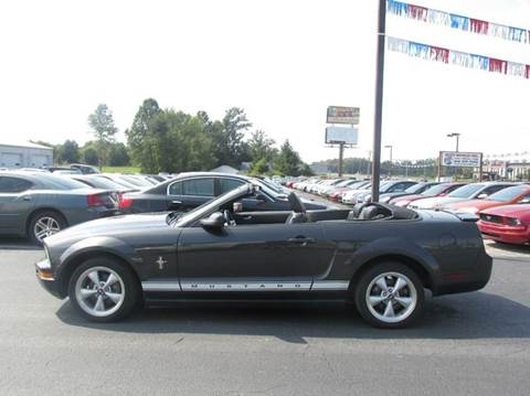 2007 Ford Mustang for sale at Auto World in Carbondale IL
