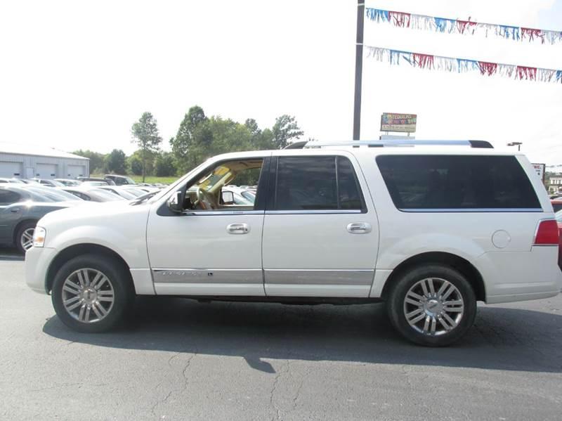2007 Lincoln Navigator L Luxury 4dr SUV 4WD In Carbondale IL - Auto ...
