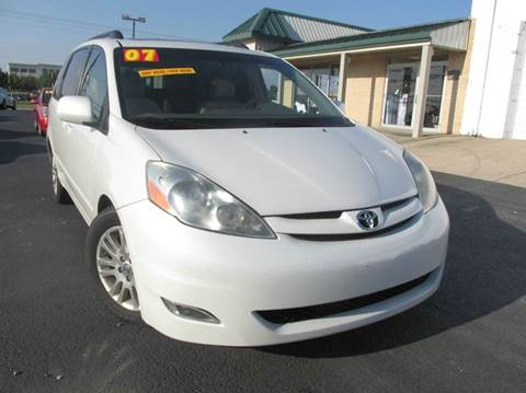 Used 2007 Toyota Sienna For Sale In Illinois Carsforsale