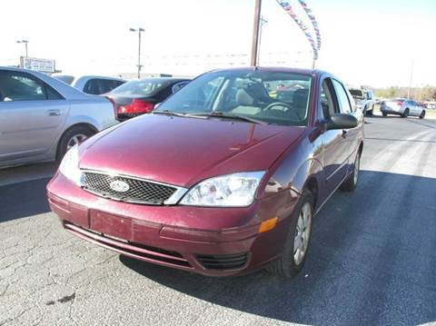 2007 Ford Focus for sale at Auto World in Carbondale IL