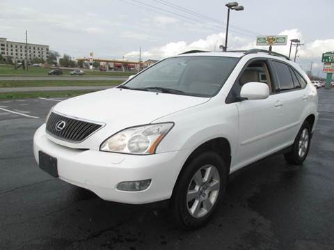 2007 Lexus RX 350 for sale at Auto World in Carbondale IL