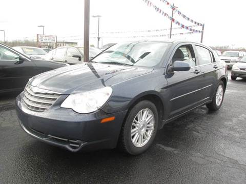 2007 Chrysler Sebring for sale at Auto World in Carbondale IL