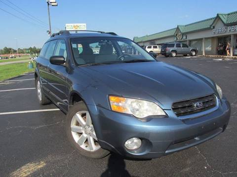 2006 Subaru Outback for sale at Auto World in Carbondale IL