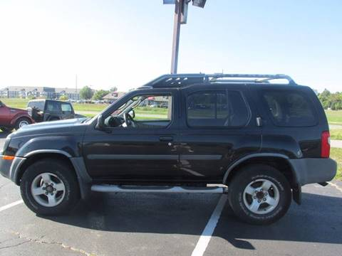 2004 Nissan Xterra for sale at Auto World in Carbondale IL