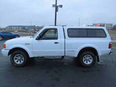 2003 Ford Ranger for sale at Auto World in Carbondale IL