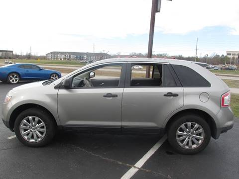 2008 Ford Edge for sale at Auto World in Carbondale IL