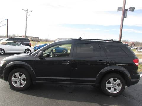 2010 Dodge Journey for sale at Auto World in Carbondale IL