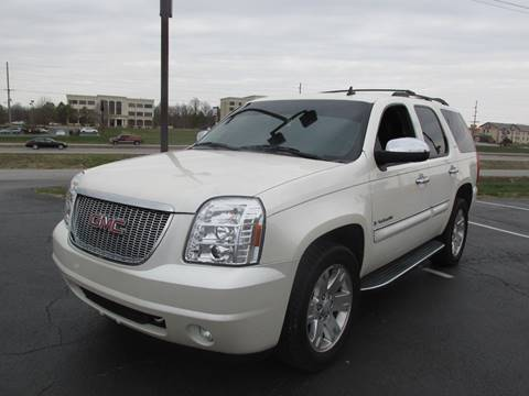 2008 GMC Yukon for sale at Auto World in Carbondale IL