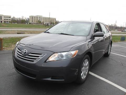 2009 Toyota Camry Hybrid for sale at Auto World in Carbondale IL