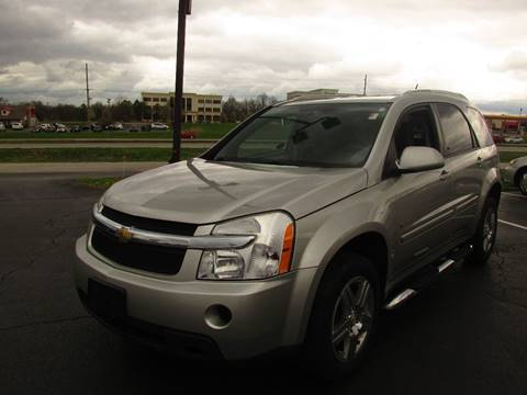 2008 Chevrolet Equinox for sale at Auto World in Carbondale IL