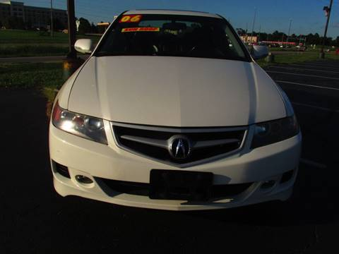 2006 Acura TSX for sale at Auto World in Carbondale IL