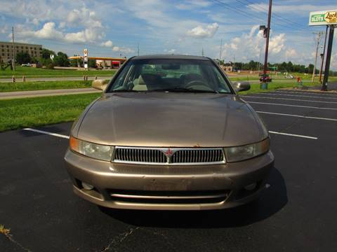 2000 Mitsubishi Galant for sale at Auto World in Carbondale IL