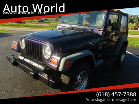 1998 Jeep Wrangler for sale in Carbondale, IL