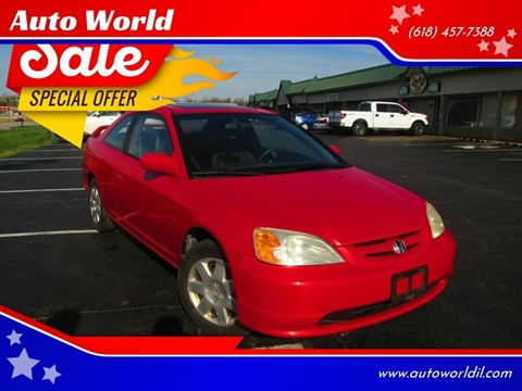 2002 Honda Civic for sale in Carbondale, IL