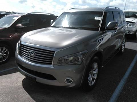 Used Infiniti Qx56 For Sale In Lexington Ky Carsforsale