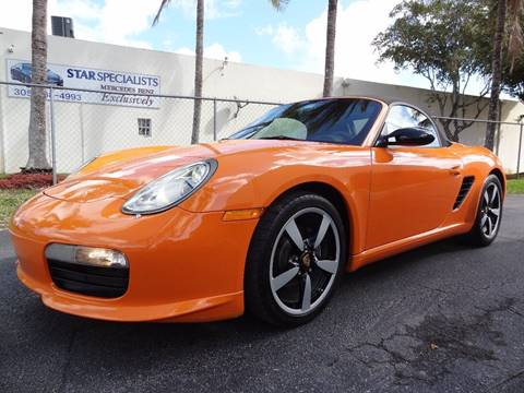 2008 Porsche Boxster for sale in Miami, FL