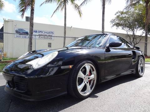 2002 Porsche 911 for sale in Miami, FL