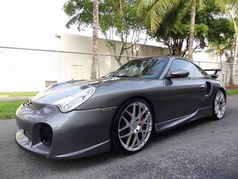 2003 Porsche 911 for sale in Miami, FL