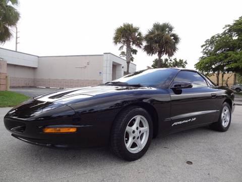 1995 Pontiac Firebird for sale in Miami, FL