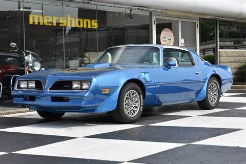 1978 Pontiac Trans Am for sale in Springfield, OH