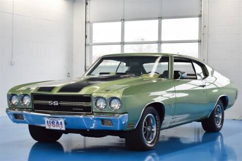 1970 Chevrolet Chevelle for sale at Mershon's World Of Cars Inc in Springfield OH