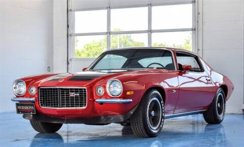 1971 Chevrolet Camaro for sale at Mershon's World Of Cars Inc in Springfield OH
