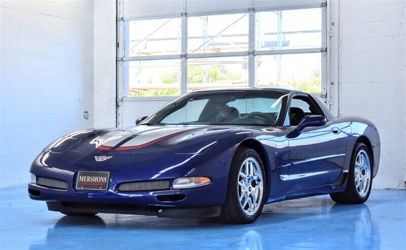2004 Chevrolet Corvette for sale at Mershon's World Of Cars Inc in Springfield OH