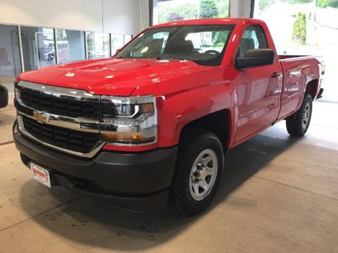 2017 Chevrolet Silverado 1500 for sale in Ludlow, VT