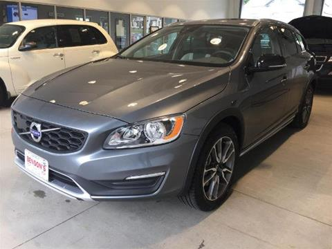 2017 Volvo V60 Cross Country for sale in Ludlow, VT