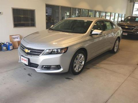 2018 Chevrolet Impala for sale in Ludlow, VT