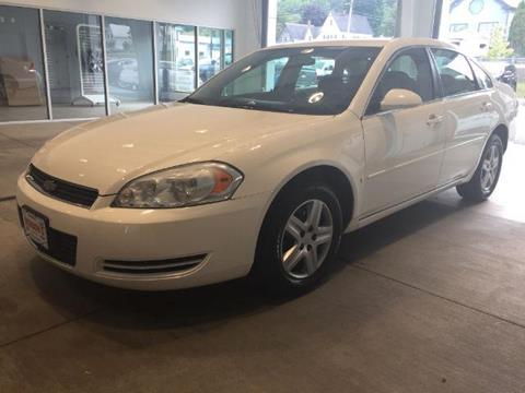 2007 Chevrolet Impala for sale in Ludlow, VT