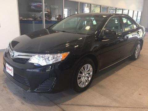 2013 Toyota Camry for sale in Ludlow, VT