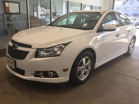 2012 Chevrolet Cruze for sale in Ludlow, VT